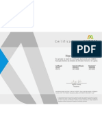 Certificação Profissional ANBIMA CPA-20 - Diego Martinelli Antunes