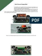 Robot Ultrasonic Ranging Shield