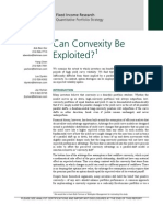Lehman - Can Convexity Be Exploited