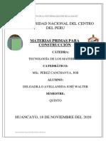 MATERIAS PRIMAS PARA LA CONSTRUCCION-DELGADILLO AVELLANEDA