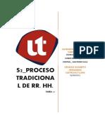 S2_Tarea 2.1_Proceso tradicional de RR. HH
