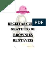 Receitas Curso Gratuito Brownie Final (Daiok)