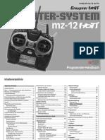 Graupner Mz-12 Hott De