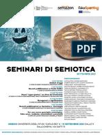 Programmi Seminari CiSS Urbino 2021