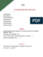 Unité 1 page 10