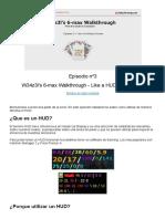 [Lowstakes] w34z3l's 6max walkthrough - Curso completo. _ No Limit - BSS _ PokerStrategy.com - Foro de poker _ Página 3