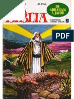 La Biblia - De Abraham a Jacob - No. 02 - Historieta
