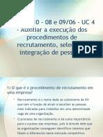 Auxiliar a Execução Dos Procedimentos de Recrutamento2