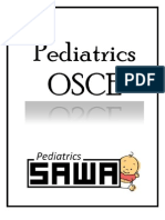 Pediatric OSCE Summary