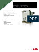 Folheto Técnico - Disjuntor MT ABB VMAX
