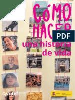 PDF Como Hacer Una Historia de Vida