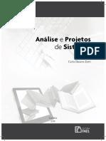 Livro - Analise e Projetos de Sistemas