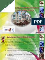 Nightingale Int College- Presentation