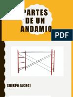 Partes de Un Andamio