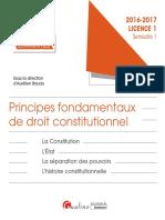 332901724 J4 L1 Principes Fondamentaux de Droit Constitutionnel Corrige