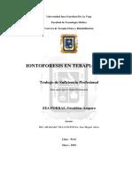 ZEA PORRAS, Geraldine Amparo
