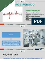 Centro Cirurgico - Slide
