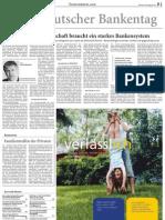 XIX. Deutscher Bankentag