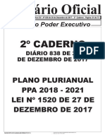 PPA Camaçari 2018-2021