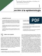 Greenberg RS Introduccion a La Epidemiologia