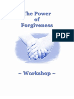 Power of Forgiveness Workshop