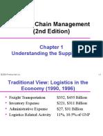 CH 1 Understanding the Supply Chain