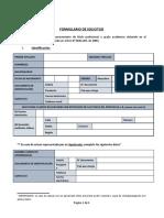 Formulario de Postulacion Doc 58 Kb
