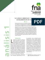 Licencias Ambientales_Reglamentación en Colombia