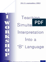 EMCI-TeachingSimultaneousIntoB-vol1