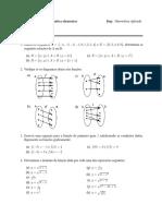 lista05 pre calculo