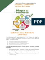 Actividad 7 - Elaboración Mapa de Procesos y Flujogramas - Oct 2019 (3)