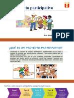 Proyecto participativo