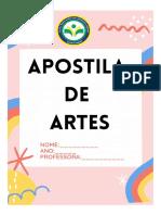Apostila Arte - Agosto-6º e 7º