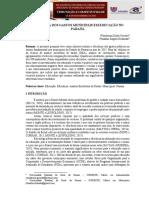 Artigo IDEB Modelo evento CCSA