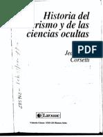 Historia Del Esoterismo y de Las Ciencias Ocultas