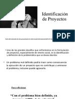 Identificación y análisis de problemas. Método de árboles.
