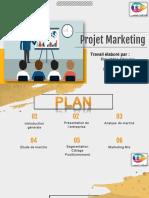 Projet Marketing- Tunisie Télécom