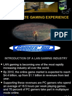 Gaming zone in PPT 2003