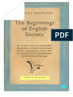 The beginning English Society by Dorothy White.