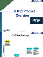 JTAG presentation for customers Oct 12 07