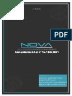 Nova Lei Licitacoes Contratos Administrativos