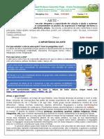 Atividade Arte 7A de 11.03 a 08.04 COLORIDO
