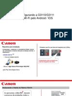 Manual Canon G3110