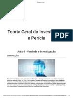 TEORIA GERAL DA INVESTIGAÇÃO 4