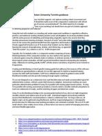 Aston University Turnitin Guidance -Version 5 March 2011