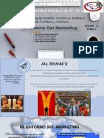 Diapositivas Entorno del marketing