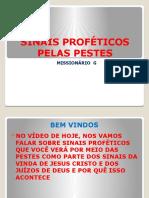 SINAIS PROFÉTICOS PELAS PESTES