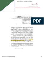 Alteridade e experiência - Antropologia e teoria etnográfica - marcio goldman