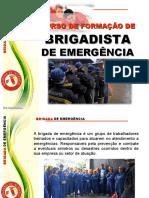 CURSO NR23 - BRIGADA DE INCÊNDIO