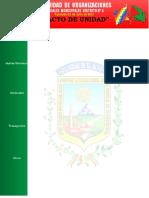 MENBRETADO PACTO DE UNIDAD 2021